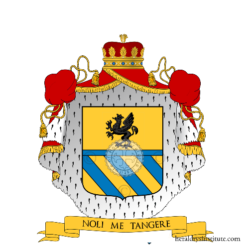 Coat of Arms of family Graffeo