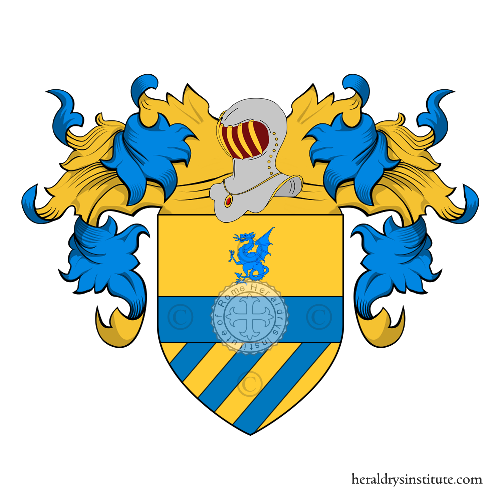 Coat of Arms of family Brunoro