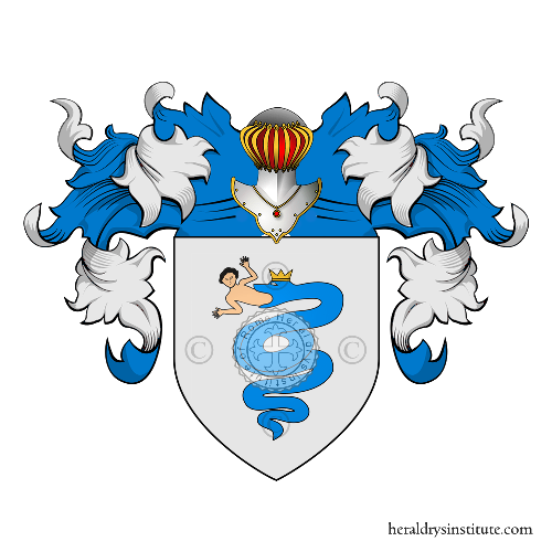 Coat of Arms of family Aicardi