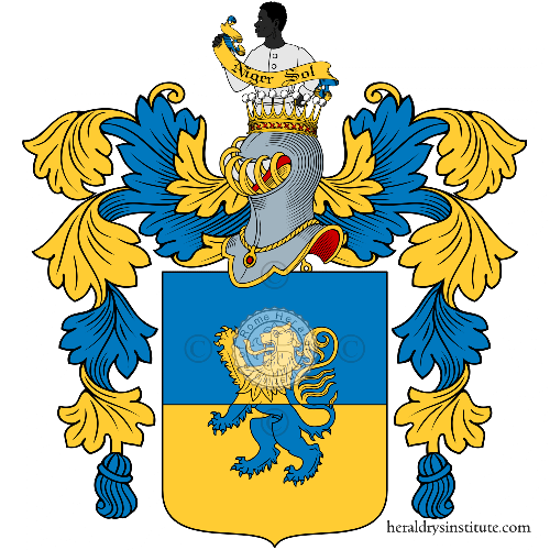 Coat of Arms of family Nigrisoli