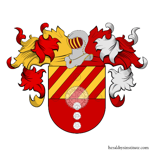 Coat of Arms of family Briffa