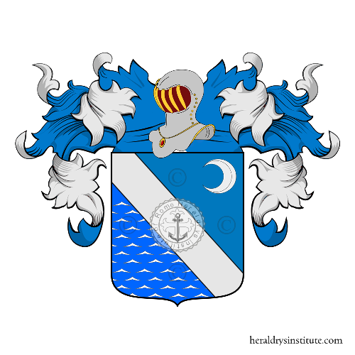 Coat of Arms of family Salvemini