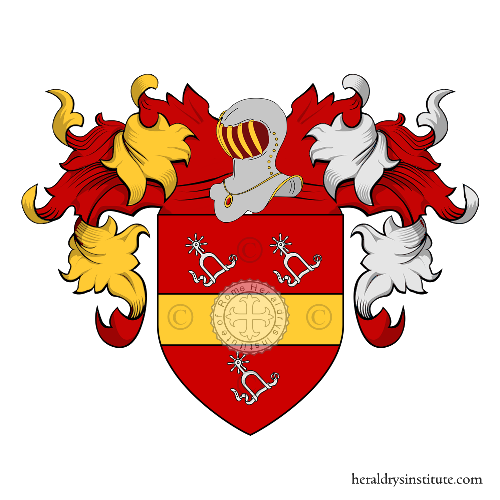 Coat of Arms of family Speroni