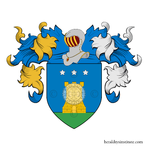 Coat of Arms of family Sava