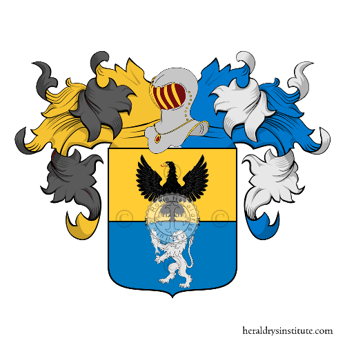 Coat of Arms of family Tonci