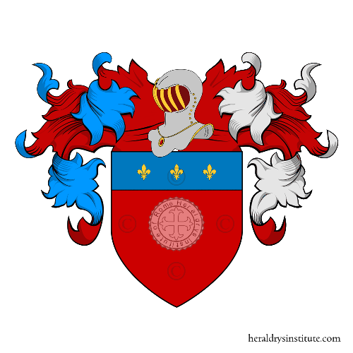 Coat of Arms of family O