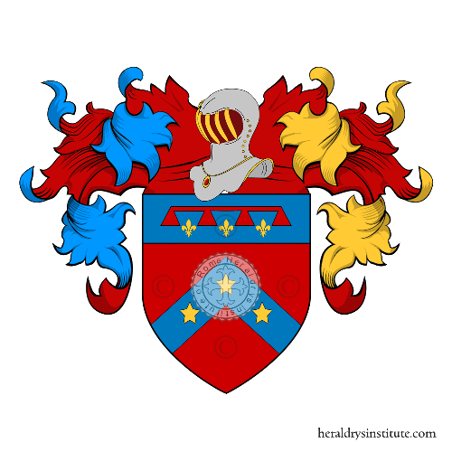 Coat of Arms of family Formagliari
