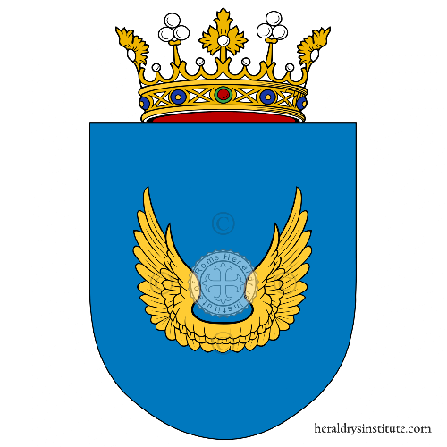 Coat of Arms of family Valeriano