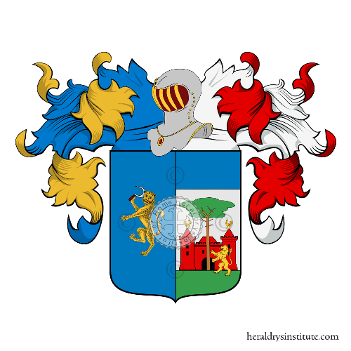 Coat of Arms of family Giovacchini