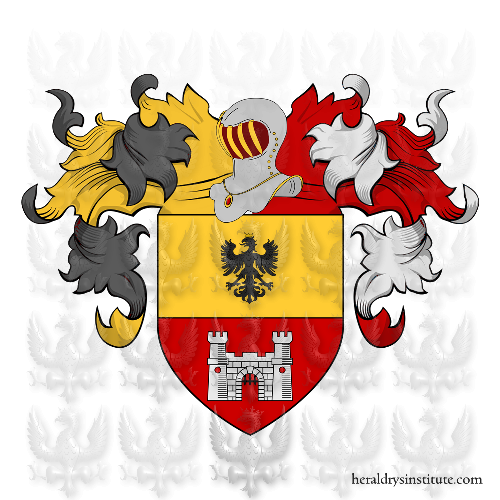 Coat of arms of family Barbavara