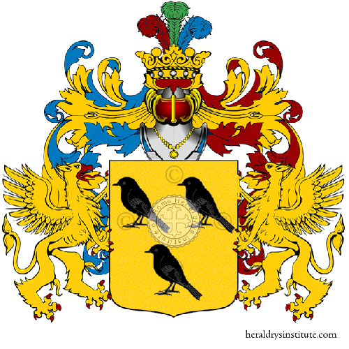 Coat of Arms of family Sarchio