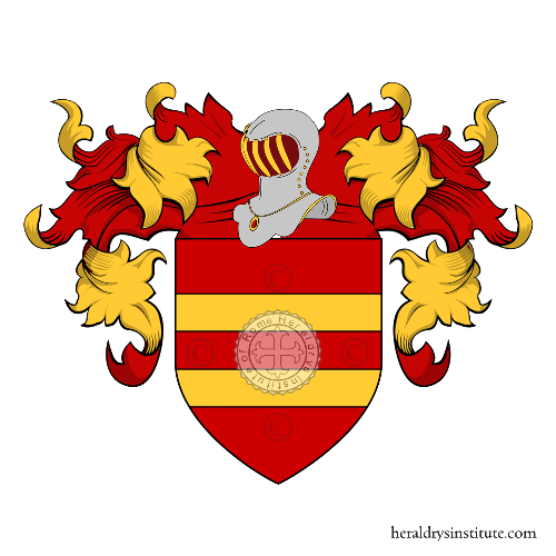 Coat of Arms of family Gravati