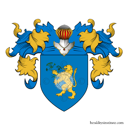 Coat of Arms of family Finocchio