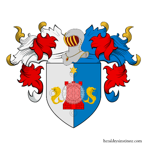 Coat of Arms of family Giretto