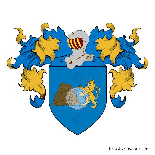 Coat of Arms of family Roca