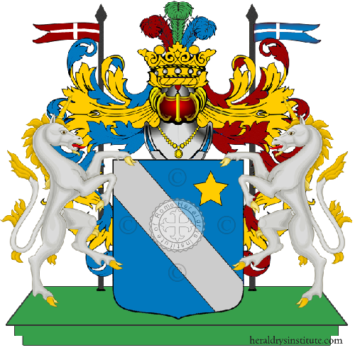 Coat of Arms of family Carenza
