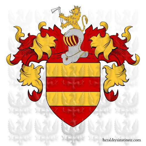 Coat of Arms of family Sappa De' Milanesi