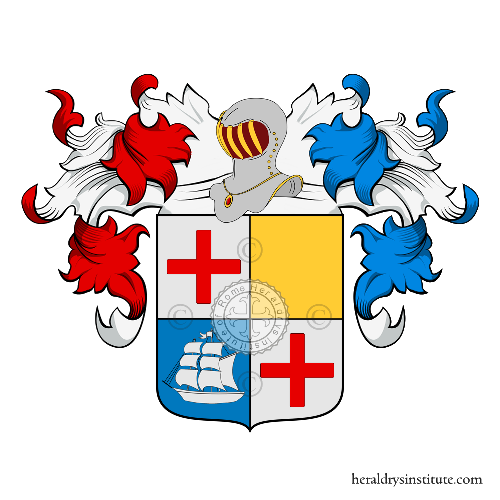 Coat of Arms of family Tavernaro