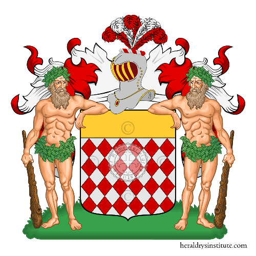Coat of Arms of family Restucci