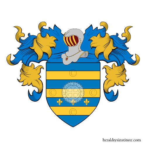 Coat of Arms of family Pieri