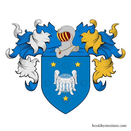Coat of Arms of family Vanducci