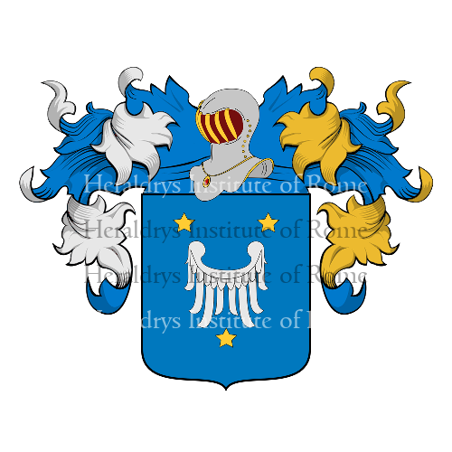 Coat of Arms of family Vanduzzi