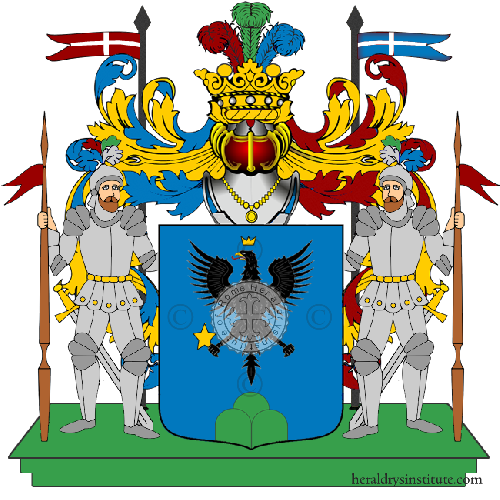 Coat of Arms of family Ardielli