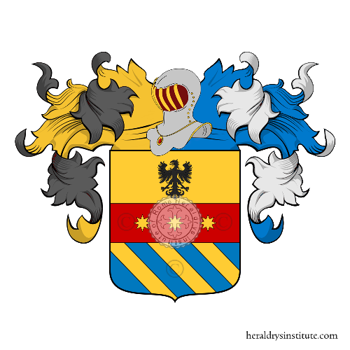 Coat of Arms of family Altomare