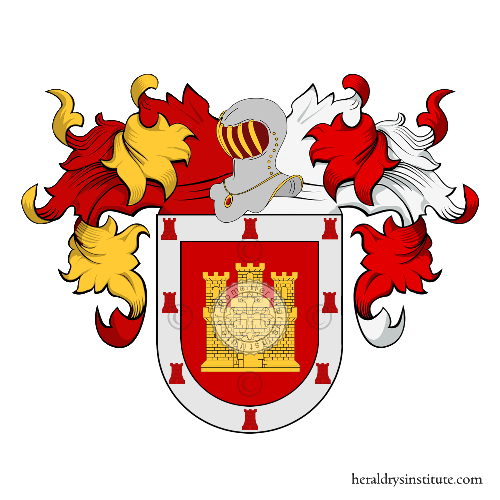 Coat of Arms of family Piga
