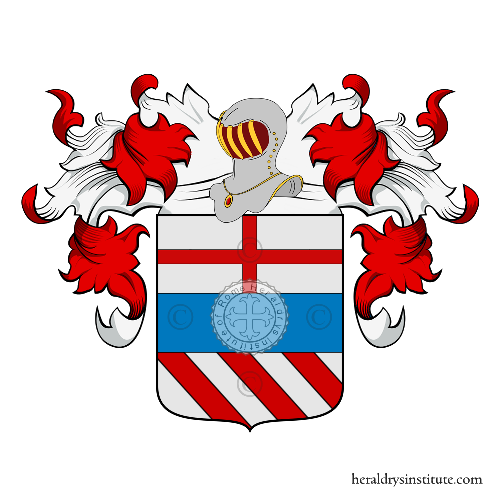 Coat of arms of family Galeazzi