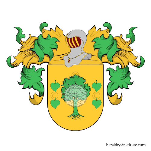 Coat of Arms of family Sotero