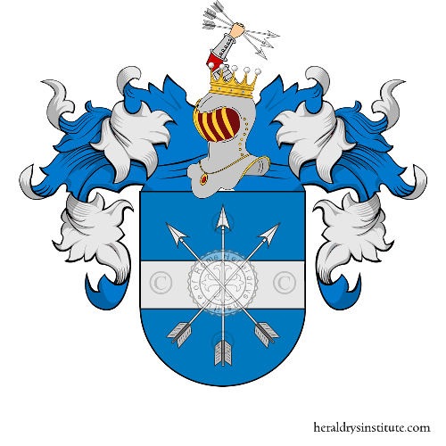 Coat of Arms of family Henrich