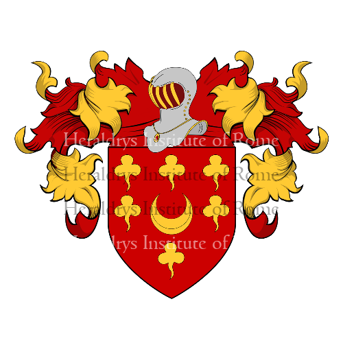 Coat of Arms of family Coz