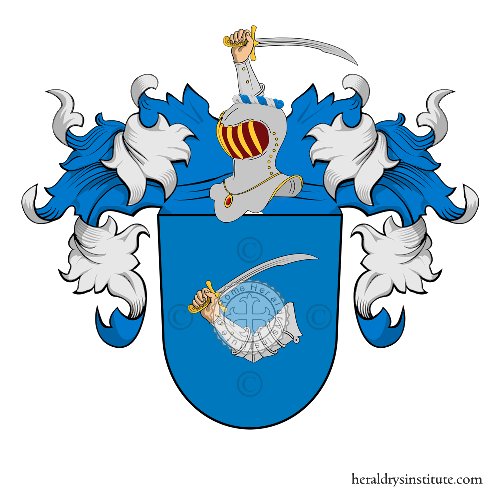 Coat of Arms of family Wurlitzer