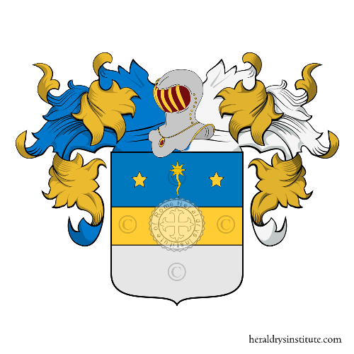 Coat of arms of family Vidaschi