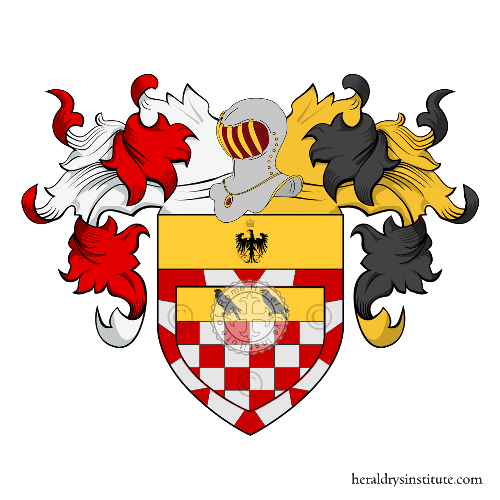 Coat of Arms of family Mutona