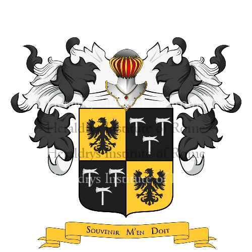 Coat of Arms of family Mazzetti