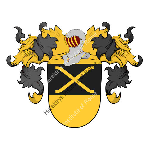 Coat of Arms of family Stenger