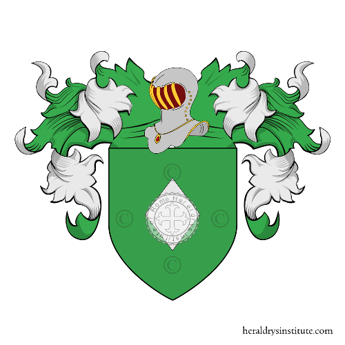 Coat of Arms of family Ludovico