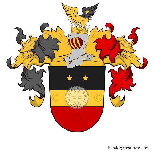 Coat of Arms of family Gelan