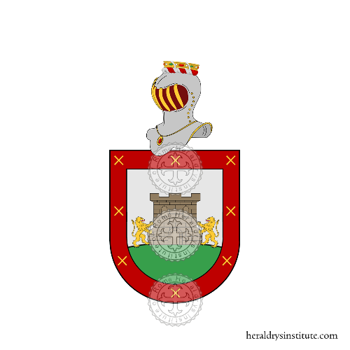 Coat of Arms of family Ricart