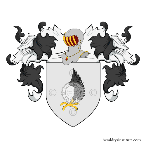 Coat of Arms of family Campione (del)