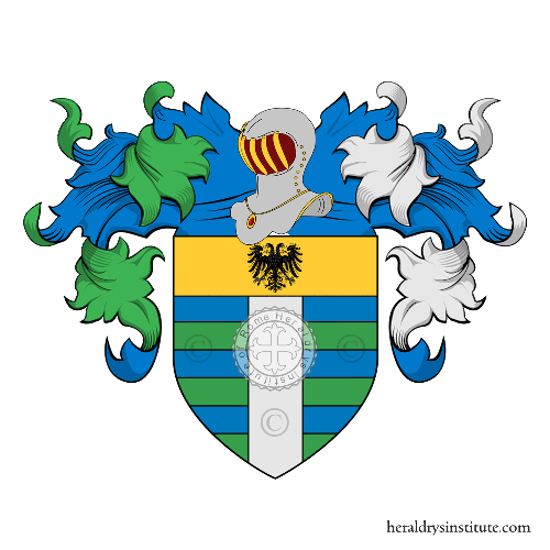 Coat of Arms of family Campione