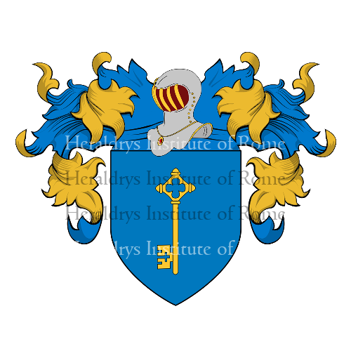 Coat of Arms of family Riccardi