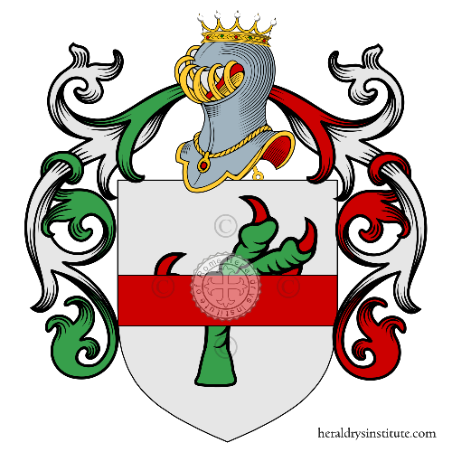 Coat of Arms of family Giota