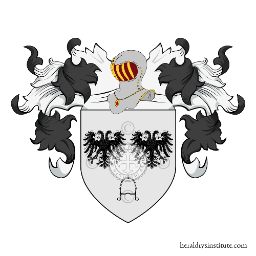 Coat of Arms of family Morselli