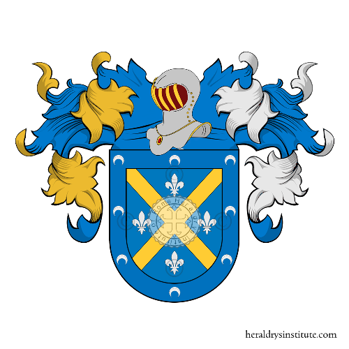 Coat of Arms of family Ledesma