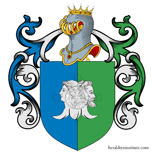 Coat of Arms of family Ciani