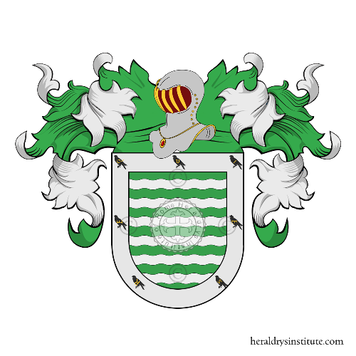 Coat of Arms of family Carreira