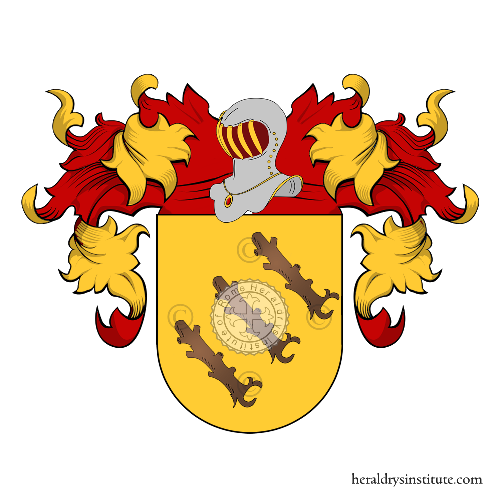 Coat of Arms of family Bairros